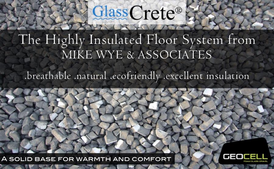Glasscrete