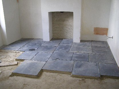 Limecrete Net Breathable Floor Systems